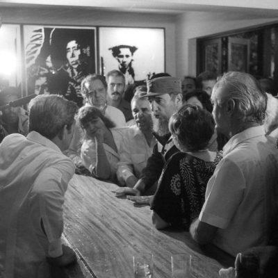 La vida cinematográfica de Fidel Castro