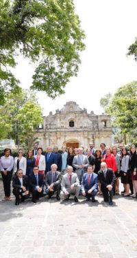 Los ministros reunidos en Guatemala piden la implementación del Proyecto Piloto Pantalla CACI