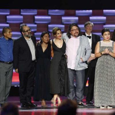 Los ganadores de la sexta edición de los Premios Platino 2019