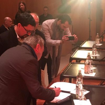 CAACI y FIPCA, comprometidos con el crecimiento de la industria cinematográfica iberoamericana