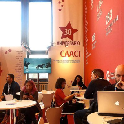 La CAACI, presente en el Mercado Europeo de Cine de la Berlinale