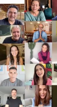 Mensagem da Indústria Audiovisual Ibero-Americana