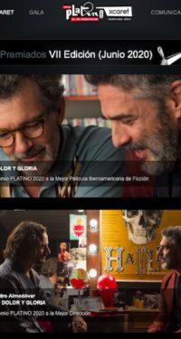 Los VII Premios Platino reconocen el talento del cine iberoamericano