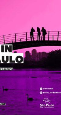 ASpcine e a São Paulo Film Commission publicam um guia para filmar na cidade